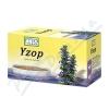 Yzop porcovaný 20x1. 5g Fytopharma