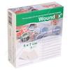 WoundEx 5x7cm krytí biokeramické sterilní 5ks