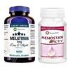 Melatonin 3mg Day&Night tbl.30+Menostan Act. 55cps