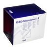 BD Microlance Inj.  jehla 18G 1. 20x40 růžová 100ks