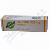 Calcium 500mg Pharmavit por. tbl. eff. 20x500mg