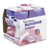 Nutridrink Compact s přích. jahod. por.sol.4x125ml