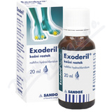 Exoderil drm. sol. 1x20ml