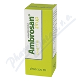 Ambrosan 15mg-5ml Sirup por. sir. 1x100ml-300mg