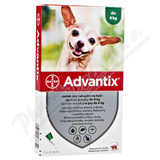 Advantix pro psy do 4kg spot-on a. u. v. 1x0. 4ml