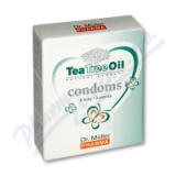 Tea Tree Oil kondomy 3ks Dr. Müller