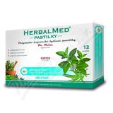 HerbalMed past.  Dr. Weiss Eukalypt+máta+vit. C 12