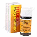 Vitamín D3 400 I. U.  tbl. 90