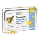 Bioaktivní Vitamin D3 D Pearls cps. 40