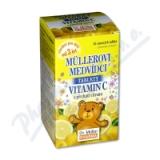 Müllerovi medvídci s vit. C a přích. citronu tbl. 45
