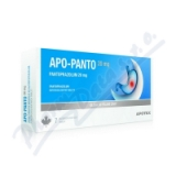 Apo-Panto 20mg por. tbl. ent.  14x20mg
