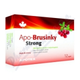 APO-Brusinky Strong 500mg cps. 12