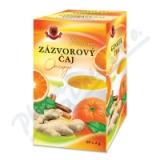 HERBEX Zázvorový čaj Orange (Pomeranč) 20x2 g