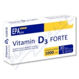 Vitamin D3 FORTE 1000 I. U.  EPA plus tbl. 30