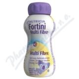 Fortini pro děti s vlákninou - vanilková př.  200ml