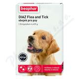 DIAZ Flea and Tick 6. 435g obojek pro psy 65cm