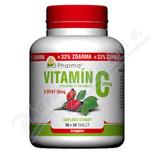 Vitamín C 500mg s šípky prodl. účinek tbl. 90+30