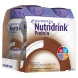 Nutridrink Protein s př.  čoko. por. sol. 4x200ml Nový
