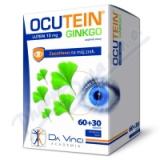 Ocutein Ginkgo 45mg+Lutein 15mg Da Vinci tob. 60+30