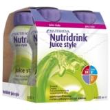 Nutridrink Juice Style s př. jablko por. sol. 4x200ml