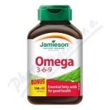 JAMIESON Omega 3-6-9 1200mg cps. 150+50