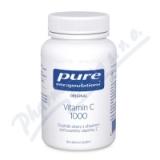 PURE Vitamín C 1000 cps. 90