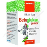 Betaglukan JUNIOR 100mg tob. 30