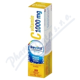 Revital C vitamin 1000mg Citron eff. tbl. 20