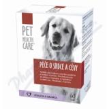PET HEALTH CARE Péče o srdce a cévy pro psy tbl. 90