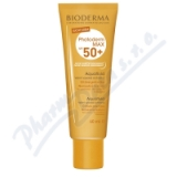 BIODERMA Photoderm MAX Aquafluid neutr. SPF50 40ml