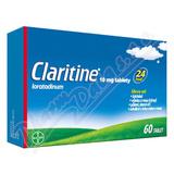 Claritine 10mg tbl. nob. 60x10mg