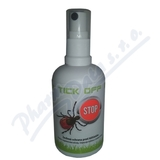 TICK OFF odpuzovač 100 ml