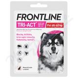 Frontline Tri-Act psi 40-60kg spot-on 1x1 pipeta