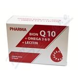 Pharma Bion Q10-60mg +omega 3-6-9 +lecitin cps. 30