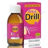 Petit Drill Sirup na suchý kašel 125ml