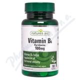 Vitamín B6 - 100mg (pyridoxin) tbl. 100