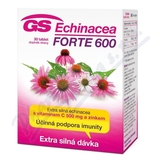 GS Echinacea Forte 600 tbl. 30 2016