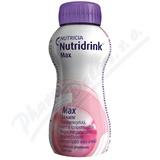 Nutridrink Max s př.  jahodovou por. sol. 4x300ml