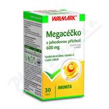 Walmark Megacéčko jahoda 600mg tbl. 30