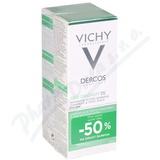 VICHY Dercos šampon lupy suché DUO 2x200ml 2018
