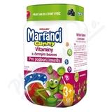 Walmark Marťánci Gummy Černý bez 20mg 50ks