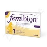 Femibion 1 s vit.  D3 bez jódu tbl. 60