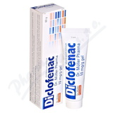 Diclofenac Dr. Müller Pharma 10mg-g gel 60g