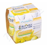 Resource Junior Fibre Banán por. sol. 4x200ml