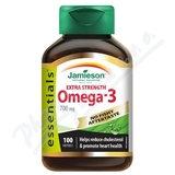 JAMIESON Omega-3 EXTRA 700mg cps. 100