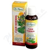 Dr. Popov Kapky bylinné Cukr normal 50ml