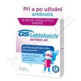 GS Laktobacily Antibio40 cps. 10 2017