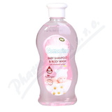 Cottonino Dětský šampón a sprch. gel heřmán.  300ml