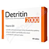 Detritin vitamin D 2000 IU tbl. 60