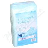 Inkontinenční podložka 60x60cm 20ks - 1150ml